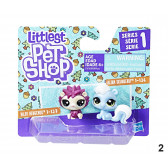 Animale mici - set de Figurine Littlest Pet Shop 2719 4