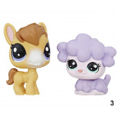 Animale mici - set de Figurine Littlest Pet Shop 2722 7