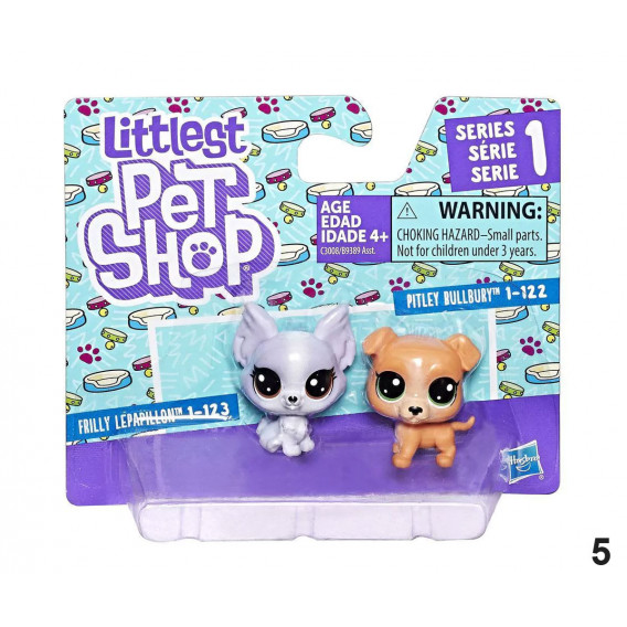 Animale mici - set de Figurine Littlest Pet Shop 2725 10
