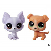 Animale mici - set de Figurine Littlest Pet Shop 2727 12