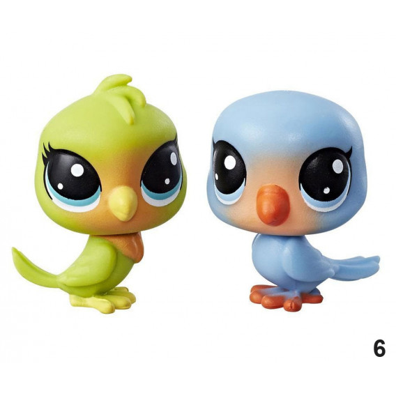 Animale mici - set de Figurine Littlest Pet Shop 2728 13