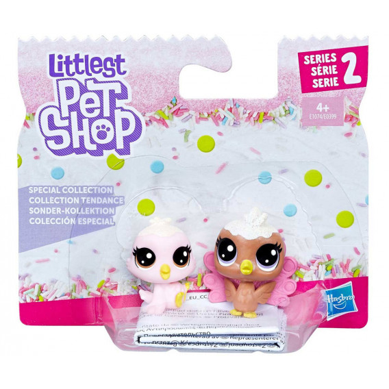 Animale mici - colecție specială Littlest Pet Shop 2732