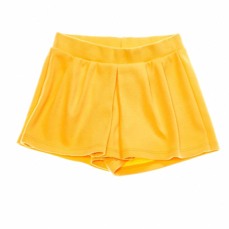 Fustă-pantaloni de bumbac  27968