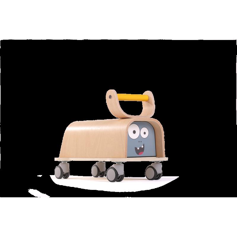 Jucărie de lemn tip mașinuță  2841