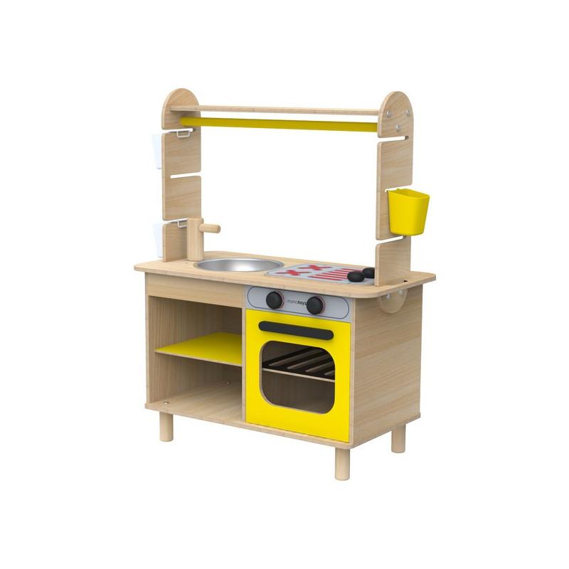 Mini bucătărie din lemn  2858