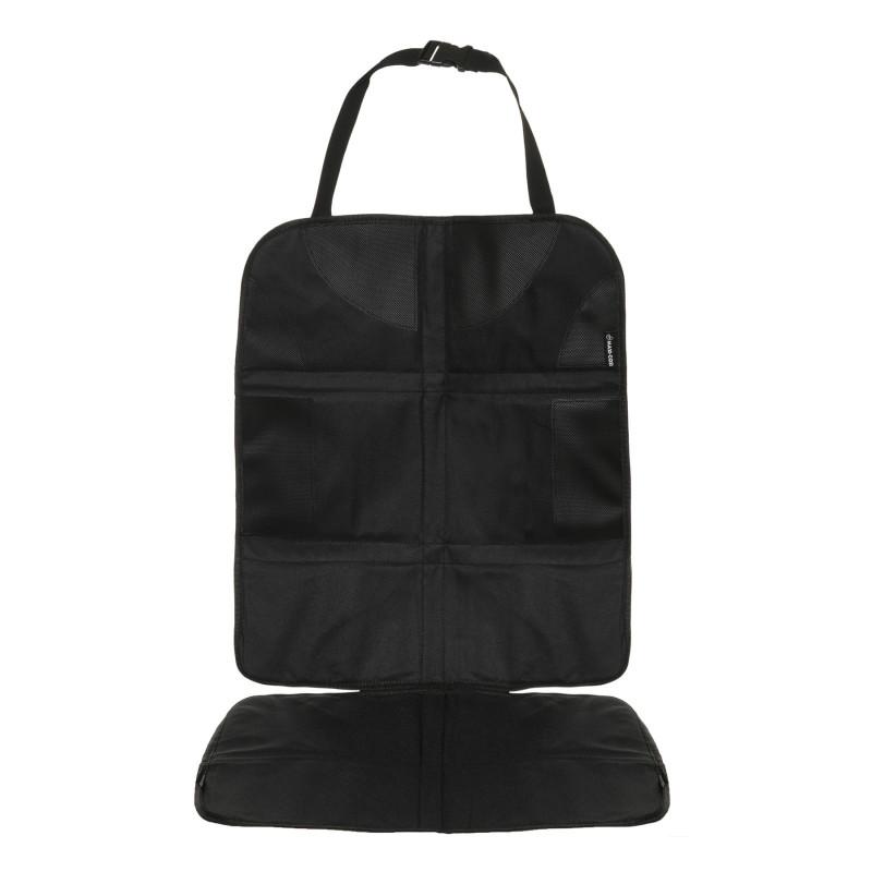 Protecție scaun auto, negru  287696
