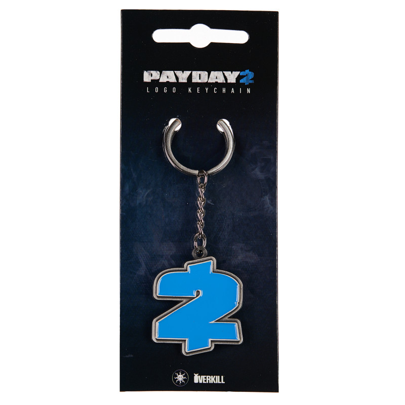 Breloc, logo Payday 2 $  289928
