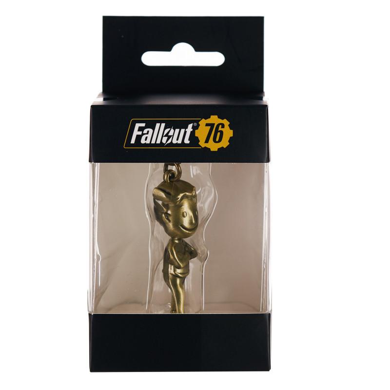 Breloc: Fallout - Golden Vault Boy  289940