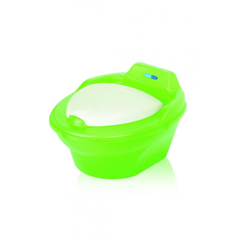 Oliță pentru copii cu recipient detașabil în verde  290688