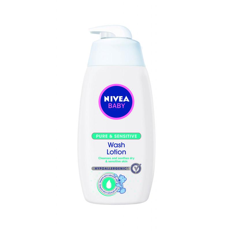 Loțiune de spălat Pure&Sensitive 500 ml  2925