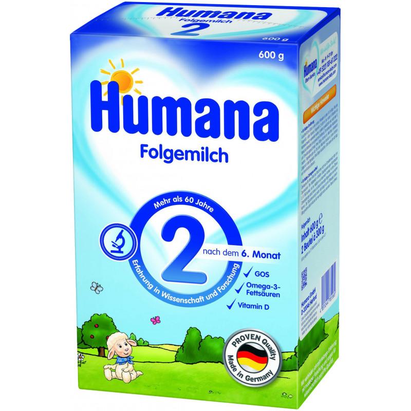 Lapte de tranziție 2, peste 6 luni, cutie 600 g.  2946