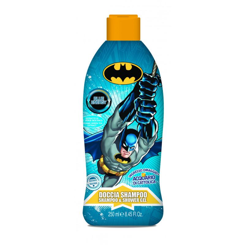 Șampon ORGANIC BATMAN pentru păr și corp pentru bebeluși cu extract de ceai verde  2978