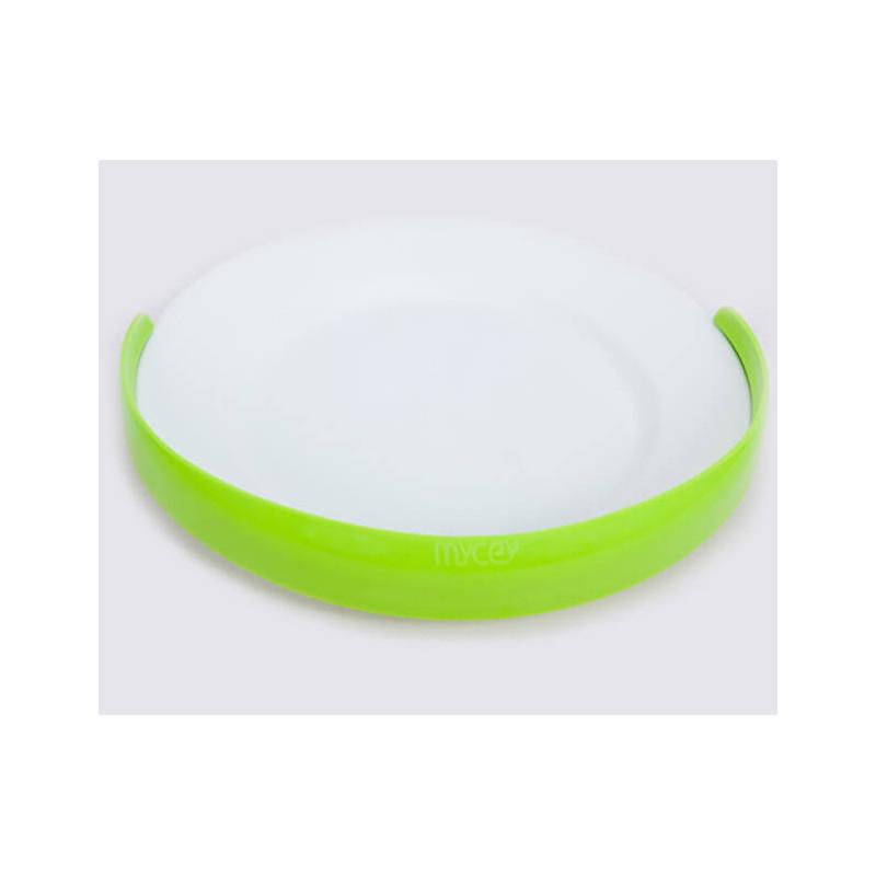 Protecție farfurie verde  3162