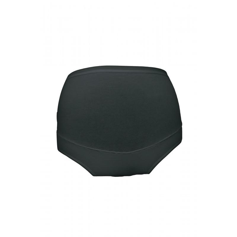 Bikini de bumbac pentru femei însărcinate, negru, mărimea XL  3238