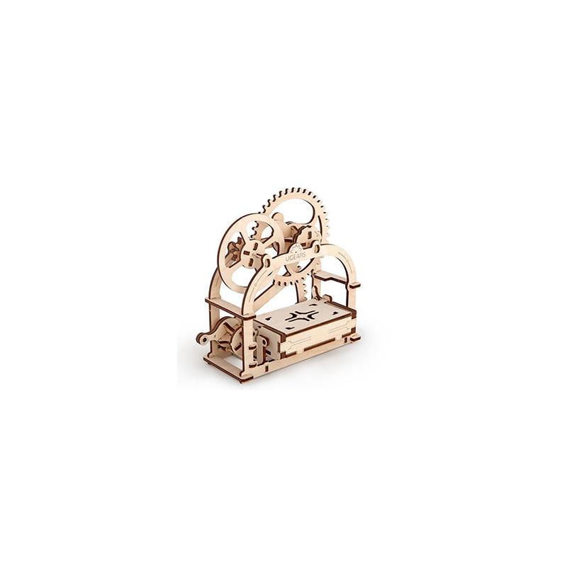 Puzzle mecanic 3D, Casetă  3287