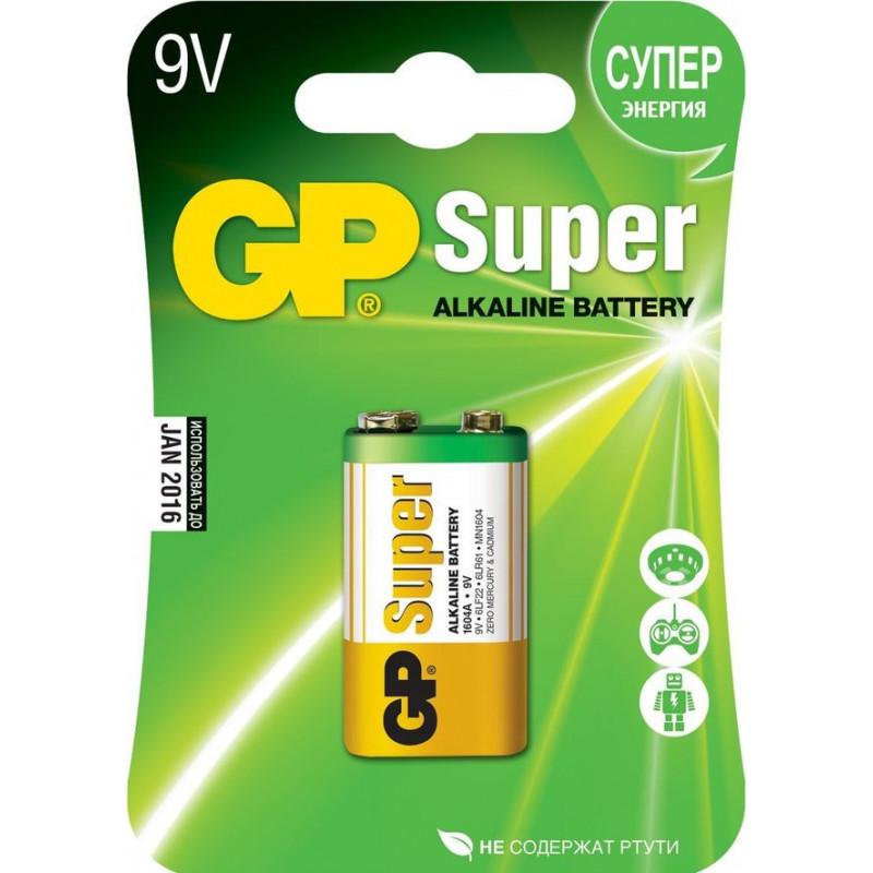 Baterie GP 1604A/9V-5UE1  3293