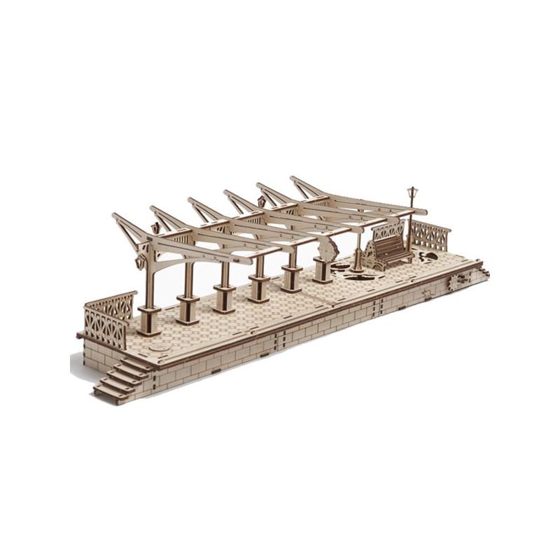 Puzzle mecanic de stație 3D  3301