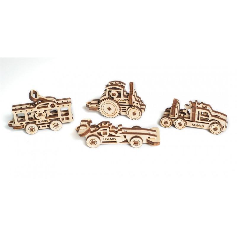 Puzzle mecanic 3D Fidget - Carturi  3311
