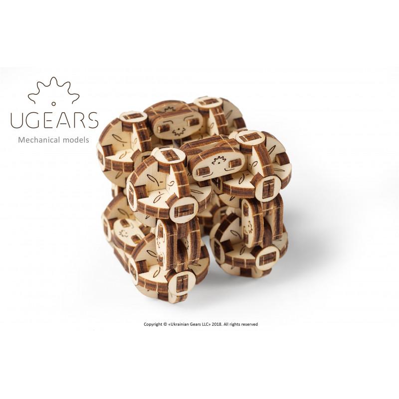 Puzzle mecanic 3D Flexi-Cube  3318