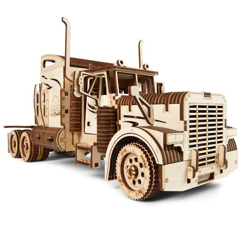 Puzzle 3D, Camion Heavy Boy  3326
