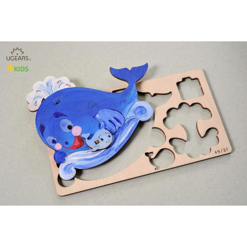 Kit de puzzle mecanic 3D pentru copii  3342