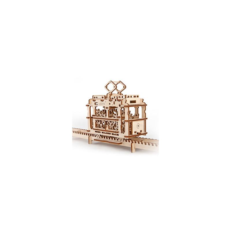 Puzzle mecanic, Tramvai 3D  3353