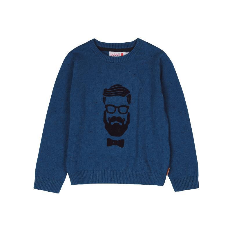 Pulover tricotat pentru băieți  3698