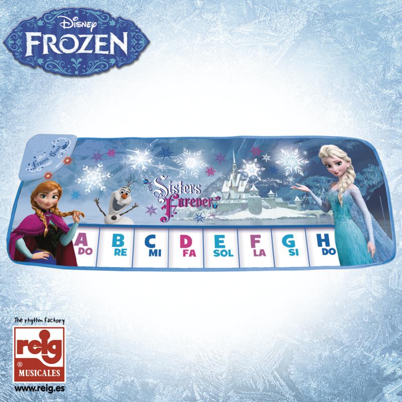 Covor pian cu imprimeu Frozen  3759