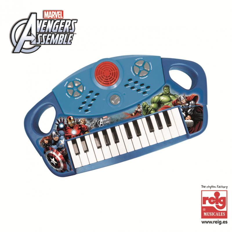 Pian cu 25 clape cu design Avengers  3821