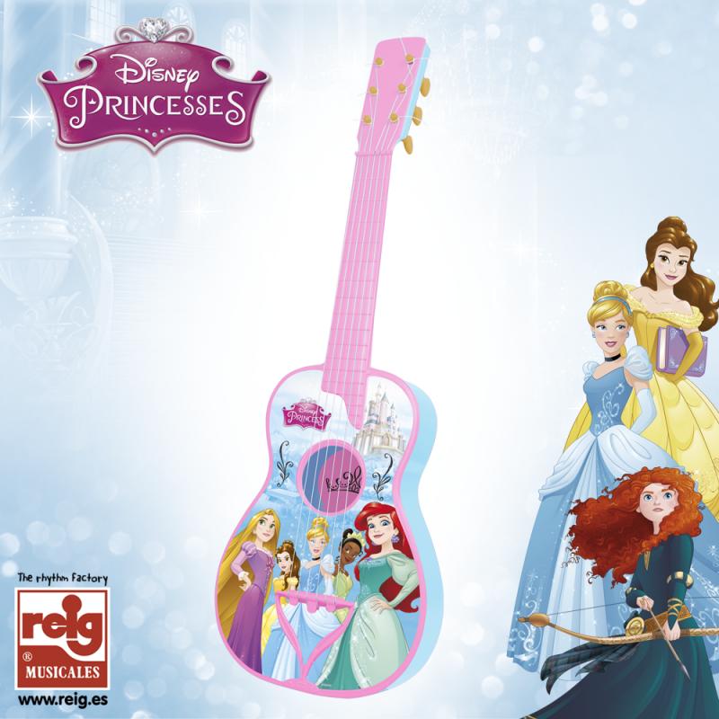Chitară pentru copii cu 6 corzi  3826