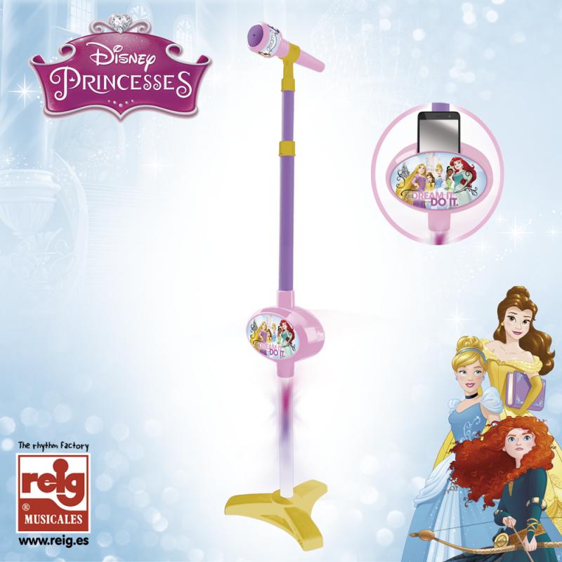 Microfon pentru copii cu suport  3828