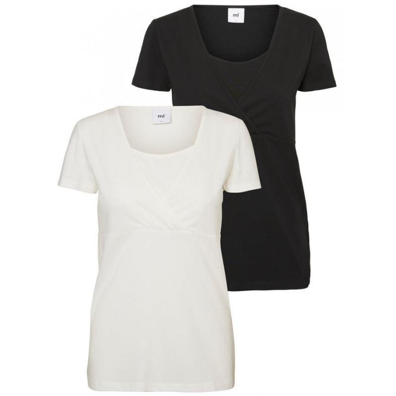 Set de tricouri Mamalicious pentru alăptare  3900