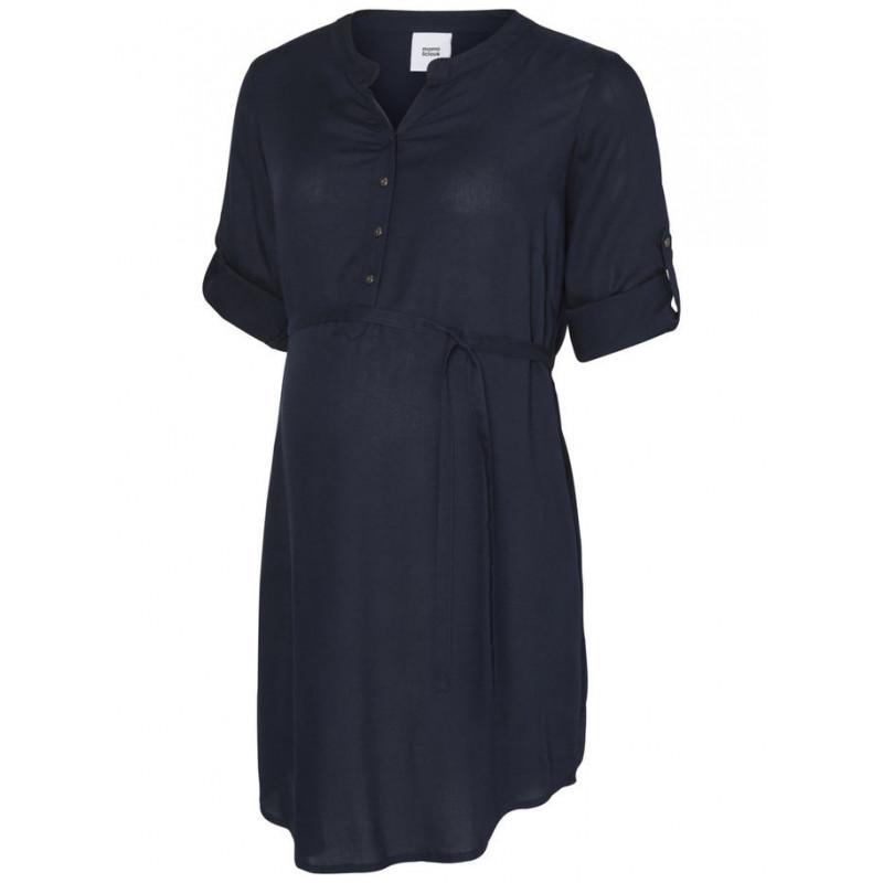 Tunică pentru femei însărcinate, albastru  3941