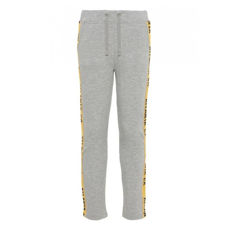 Pantaloni cu șnur pentru băieți, gri  4116