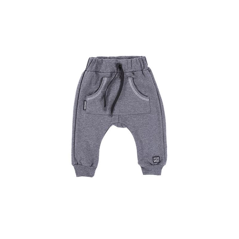 Pantaloni sport din bumbac pentru bebeluși, marca Ewa Klucze  41577