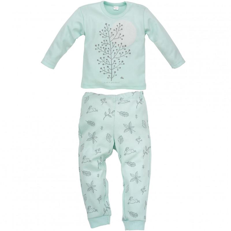 Pijamale de bumbac pentru o fetiță  44400
