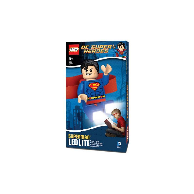 Lego lED Lampă 'Superman' unisex  44485