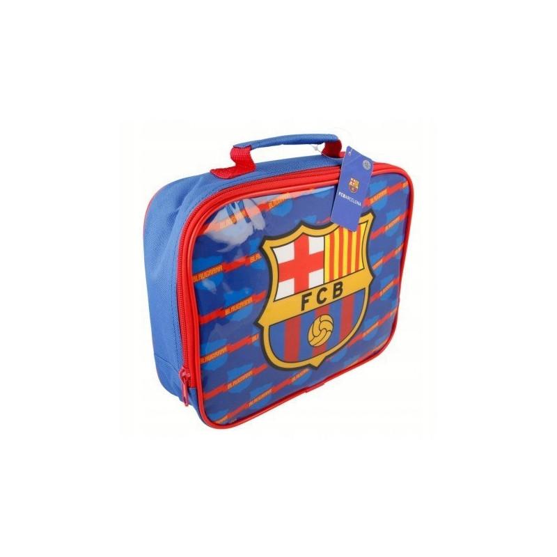 Geantă termoizolantă cu logo-ul FC BARCELONA  46443