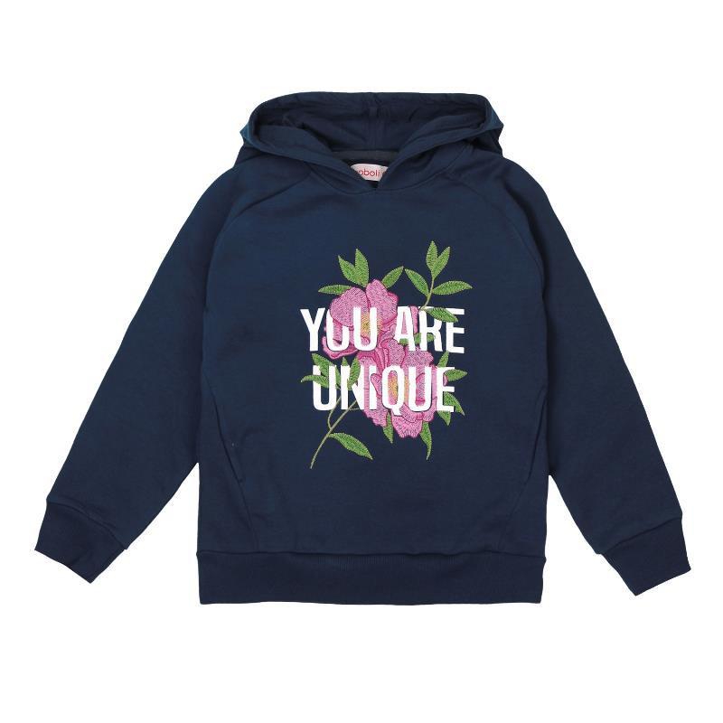 Dumneavoastră sunteți un tricou pentru fată, albastru  472