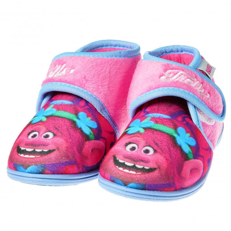 Papuci de casă Troll pentru fete  54459