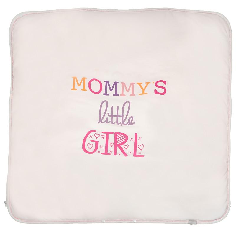 Pătură de bumbac și sac de dormit pentru fetiță  54494