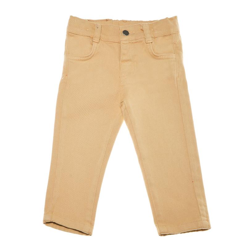 Pantaloni pentru copii din bumbac și elastan - unisex  54833