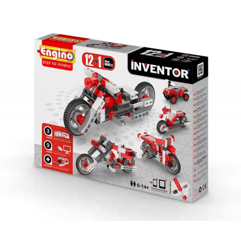 Designer - 12 modele de motociclete cu peste 20 de piese  5669