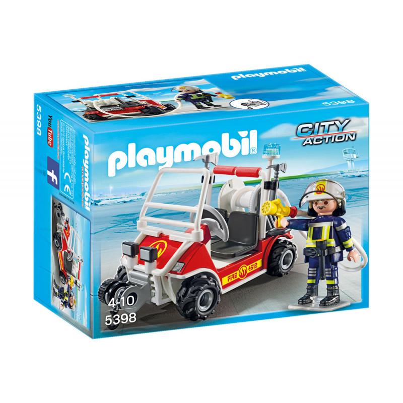 ATV pentru pompieri, peste 10 piese  5709