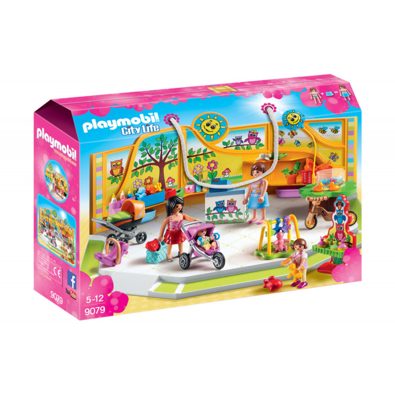Magazin de construcție pentru copii, peste 30 de piese  5769