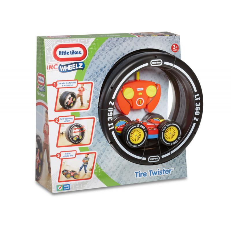 Mașină într-o anvelopă - Twister Twister  5947