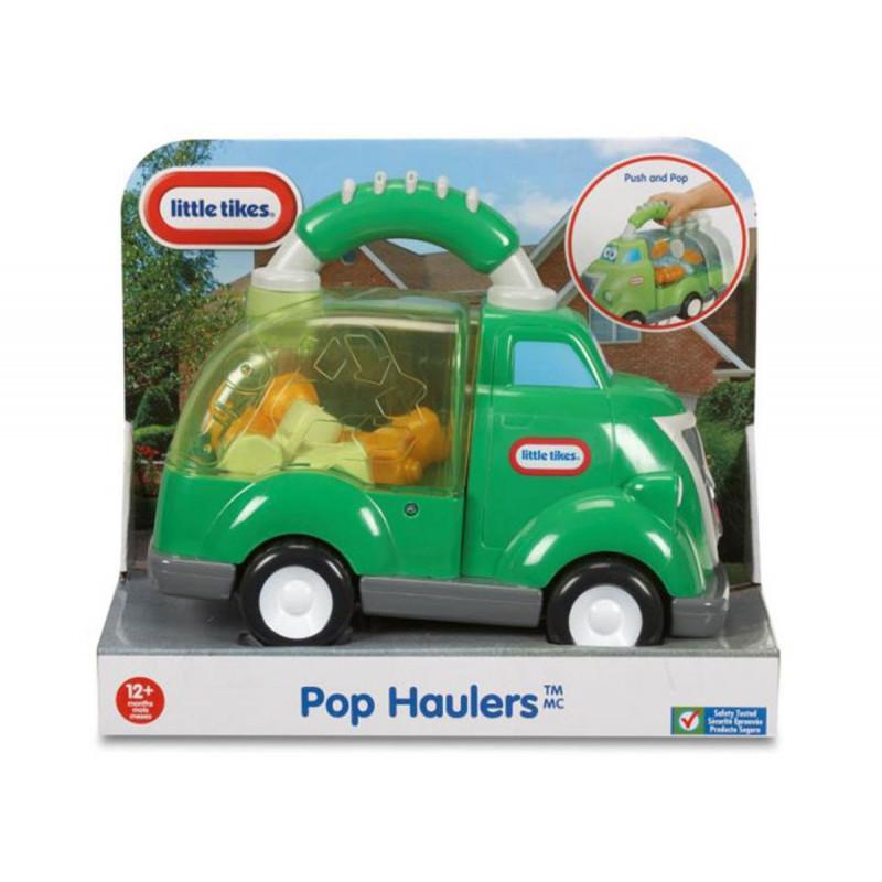 Camion de jucărie pentru gunoi  5957
