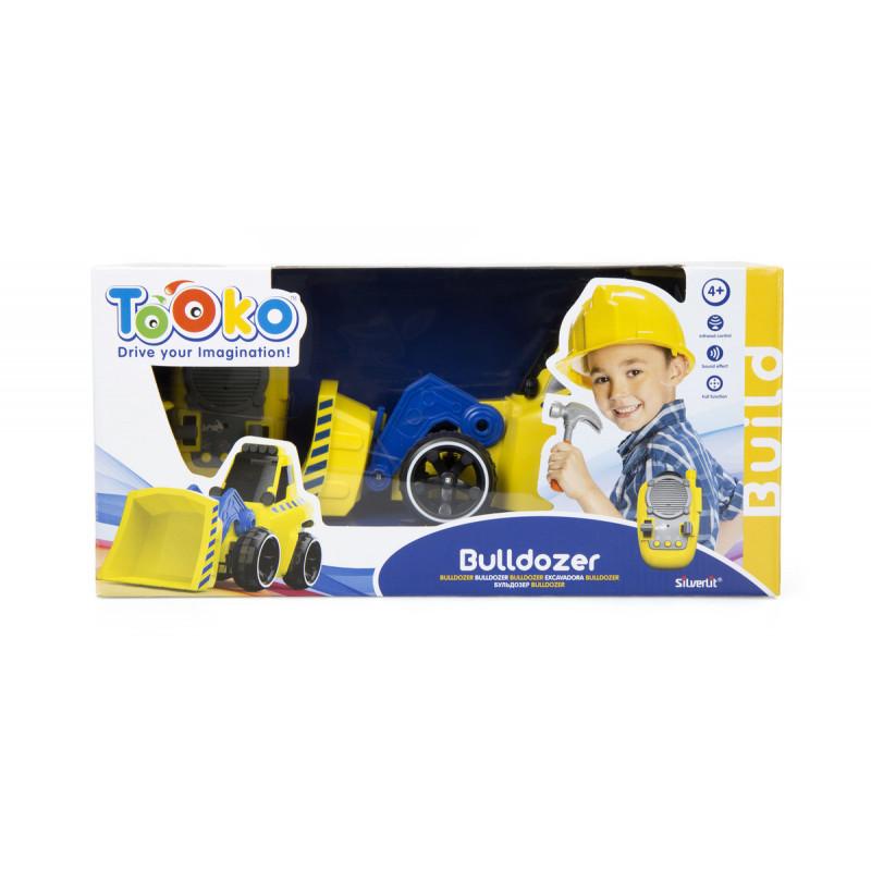 Jucărie cu buldozer  5979