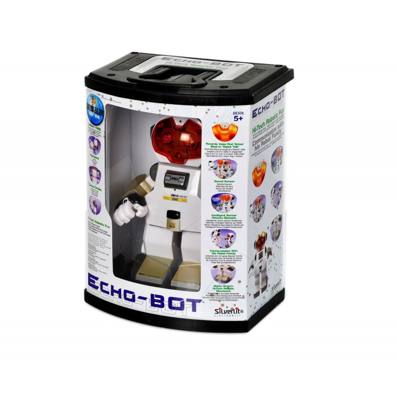 Echo Bot Robot Silverlit  6005