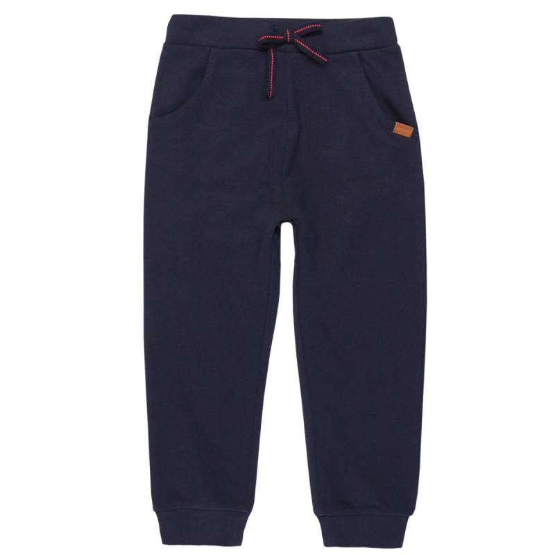 Pantaloni sport simpli pentru fete, material moale  644
